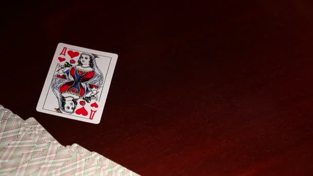 Видео играли в карты