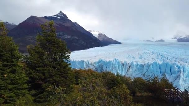 Perito Moreno Glacier in Los Glaciares National Park near El Calafate, Patagonia, Argentina