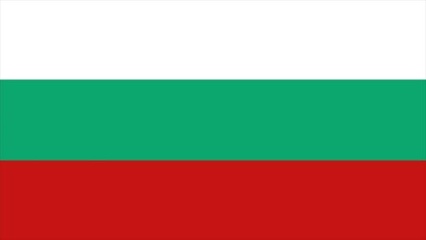 Bulgaria Flag Transition 4K
