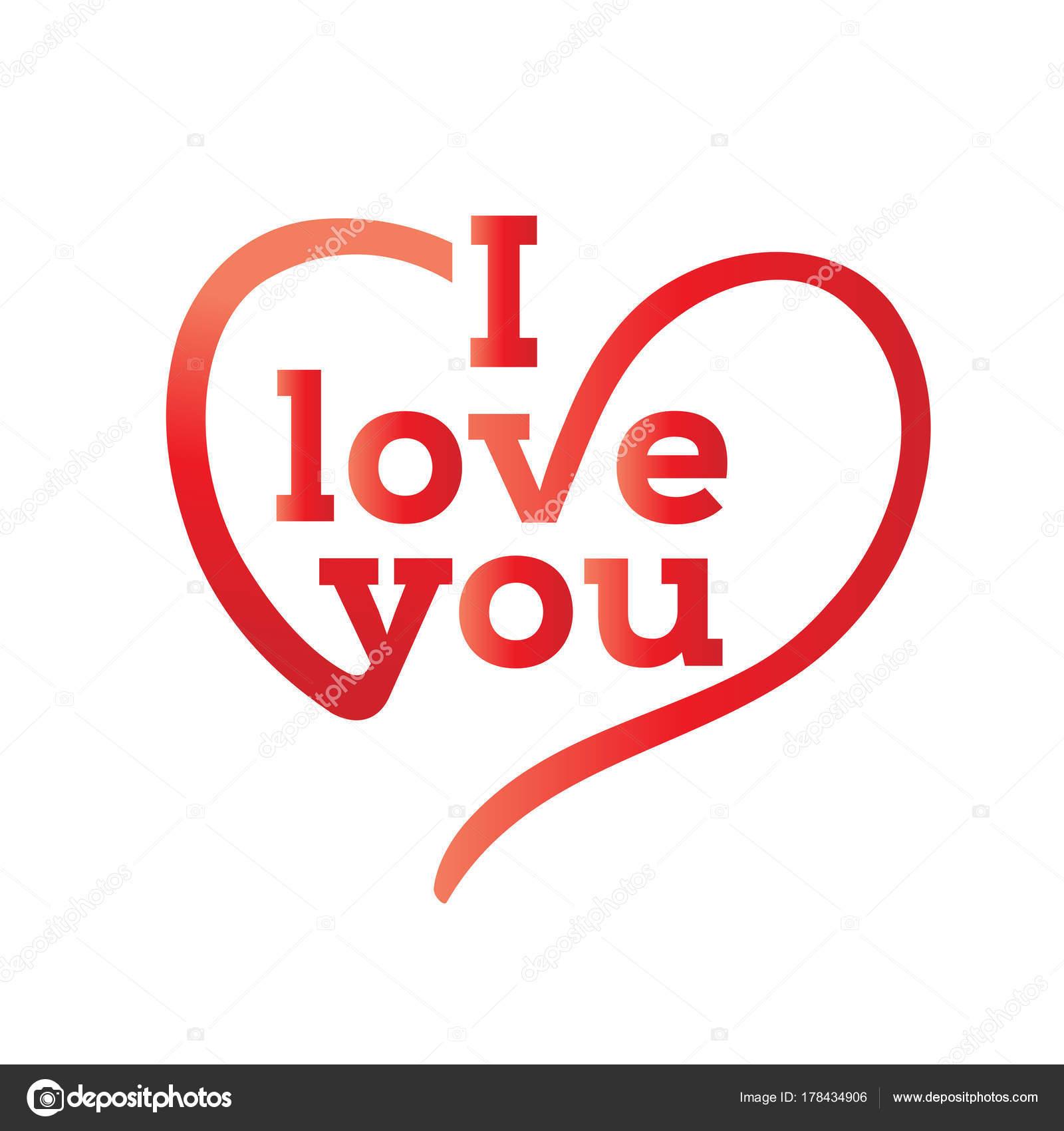 Yo te quiero en ingles