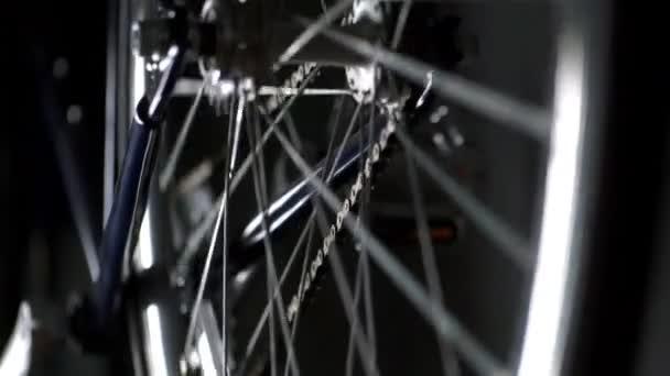 Vértes lassított spinning Kerékpár kerék