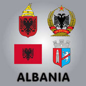 National elements of Albania