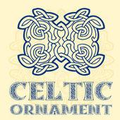 Photo Decorative Celtic ornament for your designs