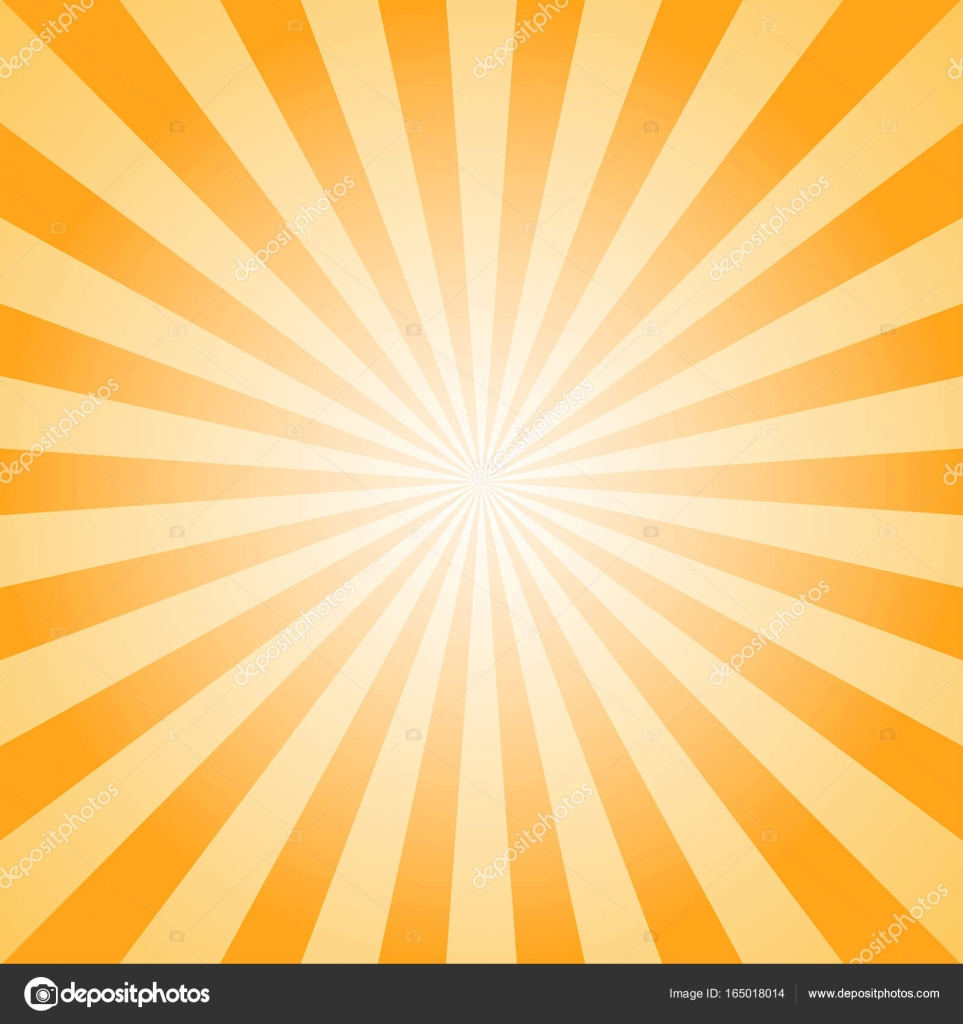 sunlight abstract background orange and brown color burst