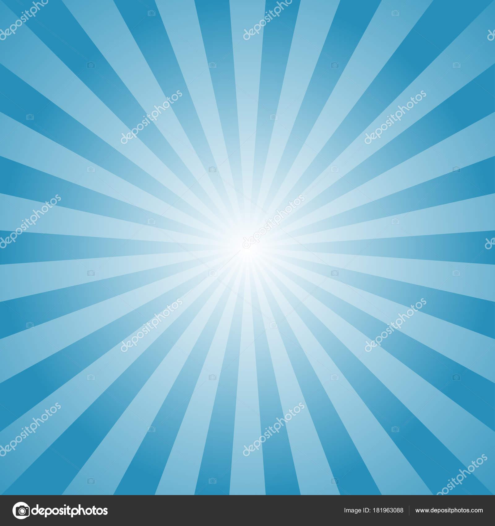 日光の背景。パウダー ブルー色...
