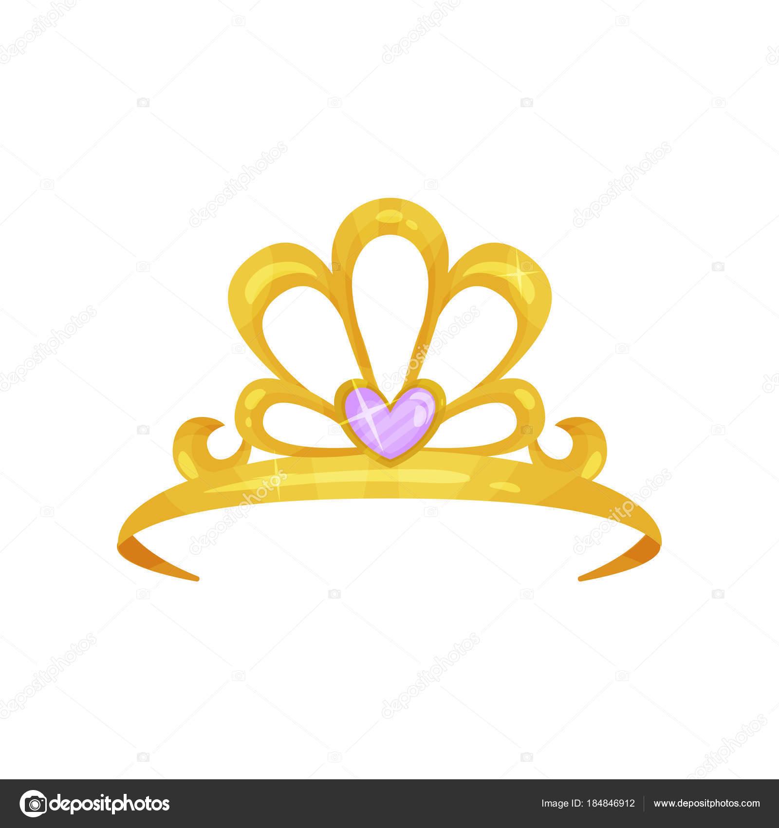Dibujos Coronas De Reina Corona Reina Oro Con Piedra Semipreciosa