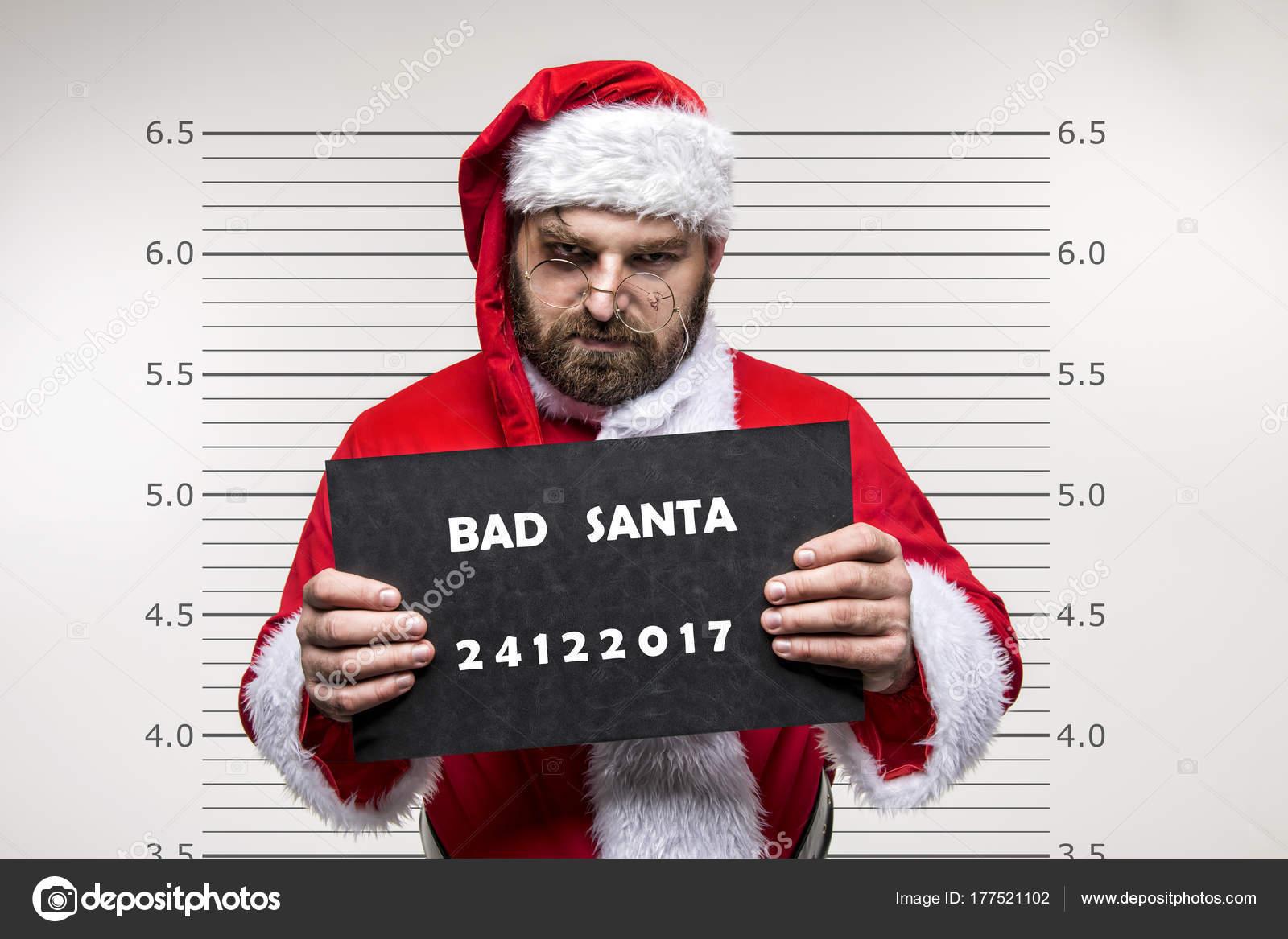 Photos Bad Santa Movie Bad Santa Claus Pointing You Concept Christmas Stock Photo C Aarrttuurr 177521102