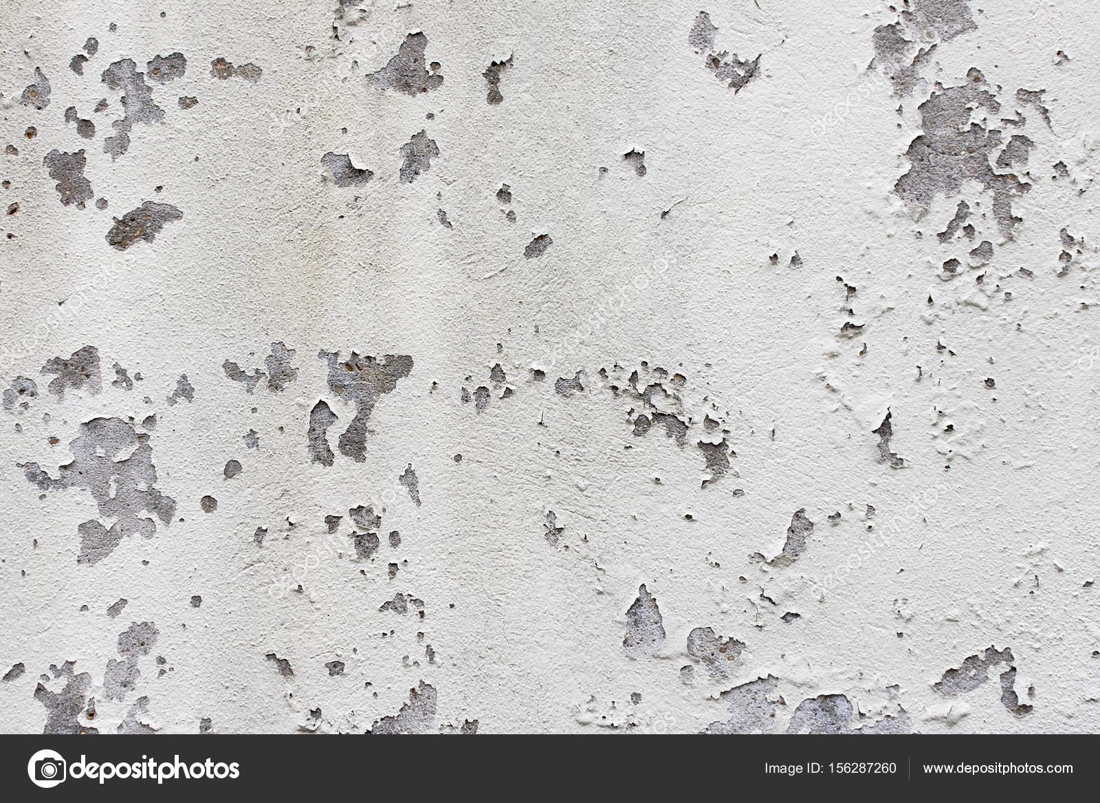 ancienne peinture blanche sur mur de b ton gris de fond. Black Bedroom Furniture Sets. Home Design Ideas