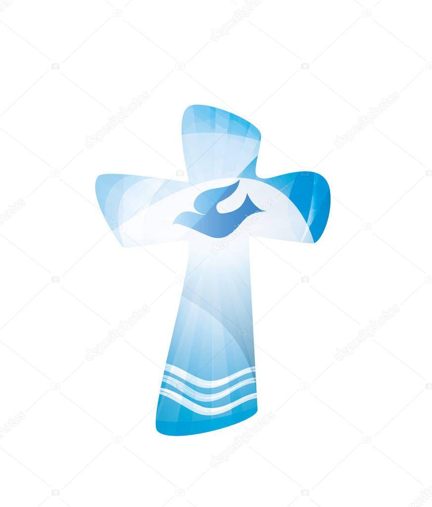 Taufe Symbol Kreuz