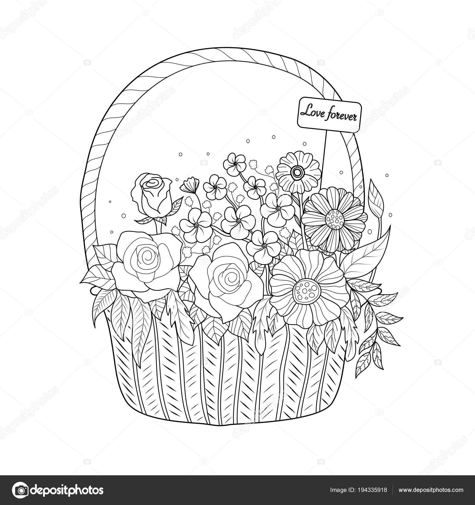 Imágenes Adultez Dibujo Para Colorear Página Para Colorear Libro