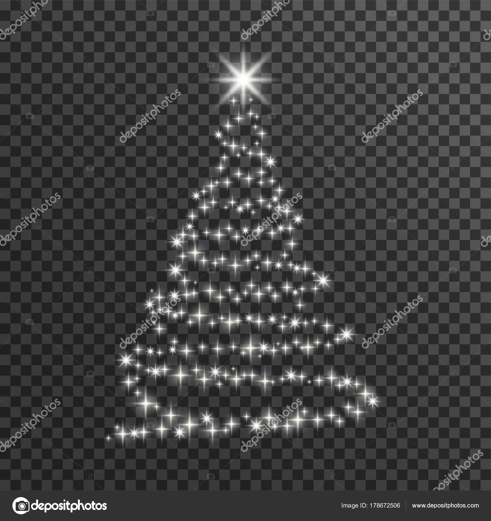 Christmas Tree Transparent Background.Christmas Tree Transparent Background Happy New Year Merry