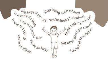 Worst things to say to a child