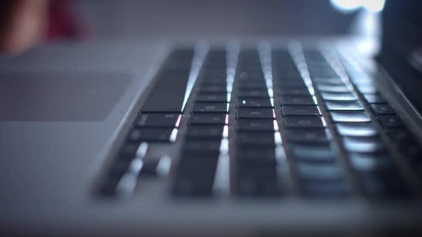 4k zařízení detail Finger kliknutí odstranit na klíč počítače