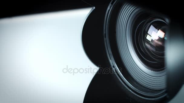 Technologie Dolly záběr čočky fotoaparátu
