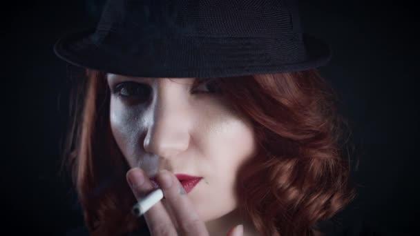 Klasické kouření videa