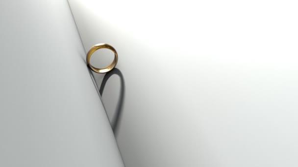 kniha snubní prsten