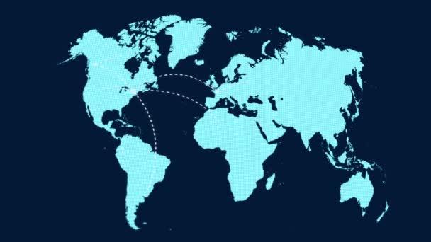 Rozšiřující se síť po celém světě