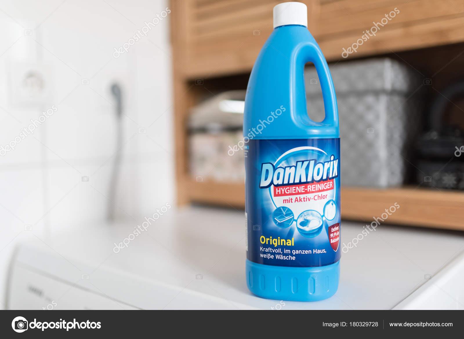 chlorbleiche waschmaschine