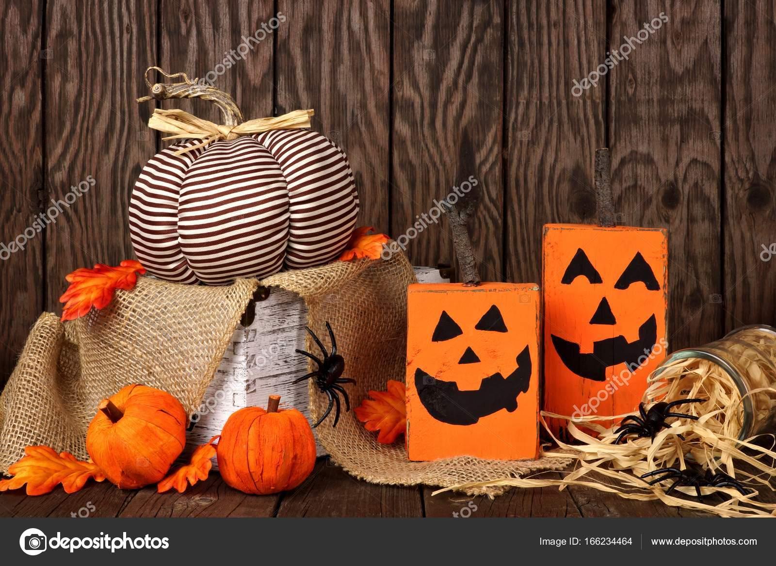 r stica cena shabby chic halloween decora o stock photo jenifoto 166234464. Black Bedroom Furniture Sets. Home Design Ideas