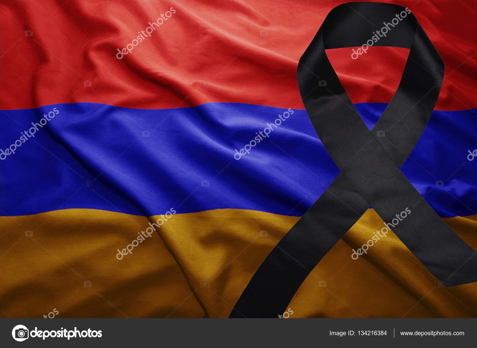 Картинки по запросу фото флаг в Армении траур