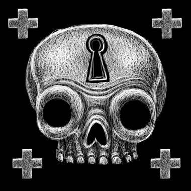 Mystic symbols set