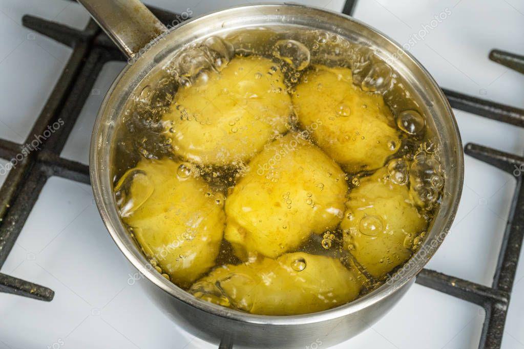 Kartoffel Kochen