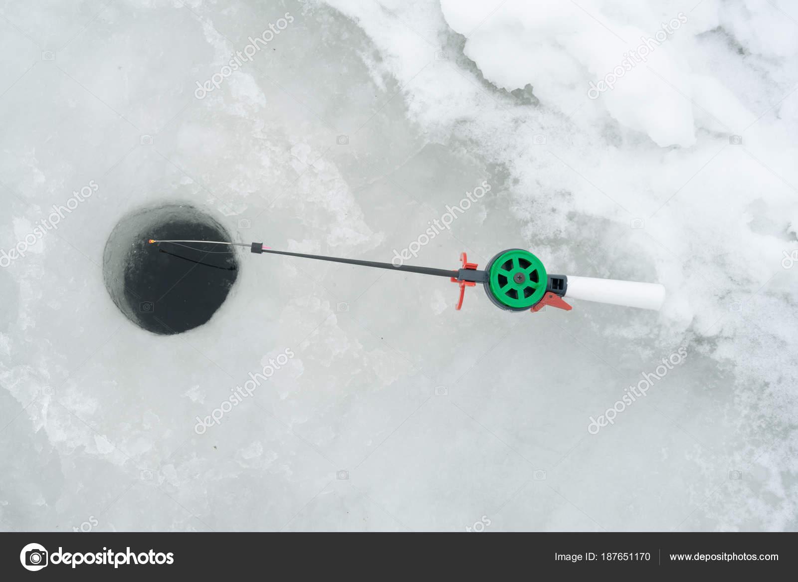 Fishing rod for winter fishing 15