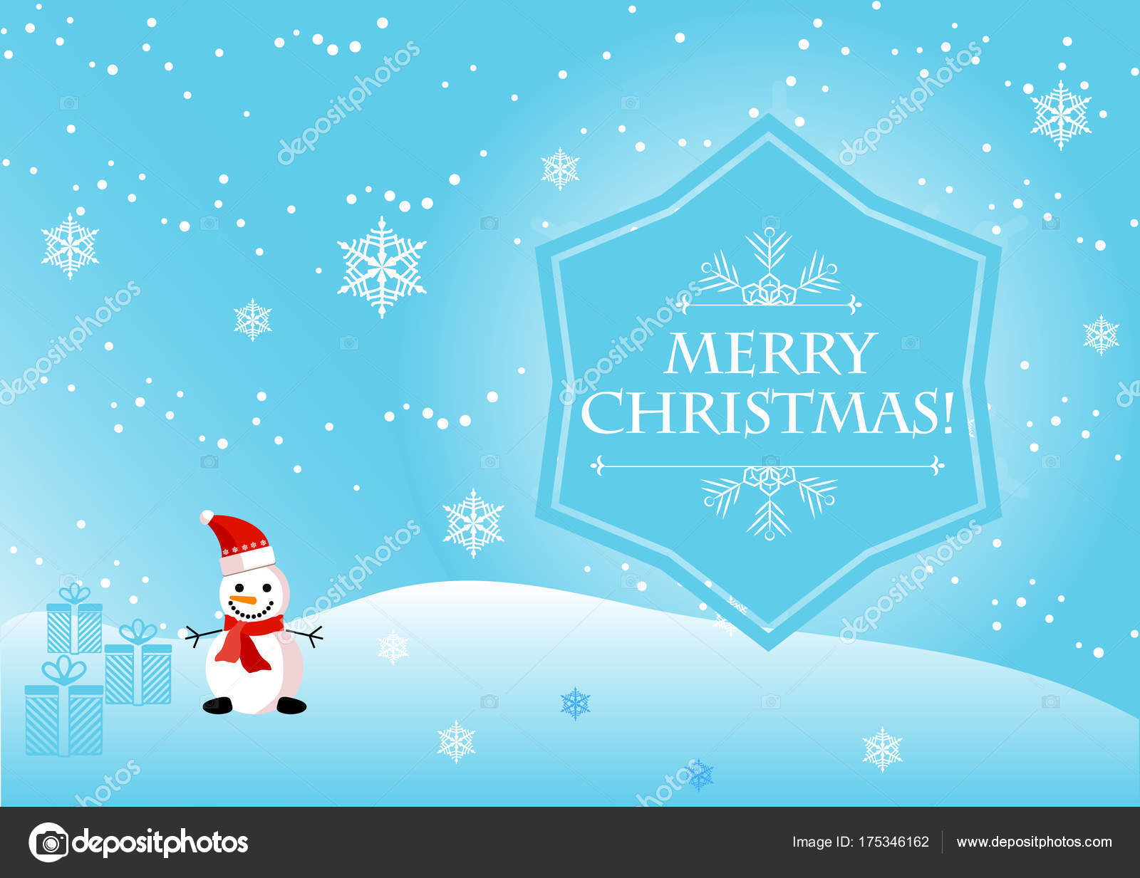 new year background snowflakes websites vector illustration stock vector