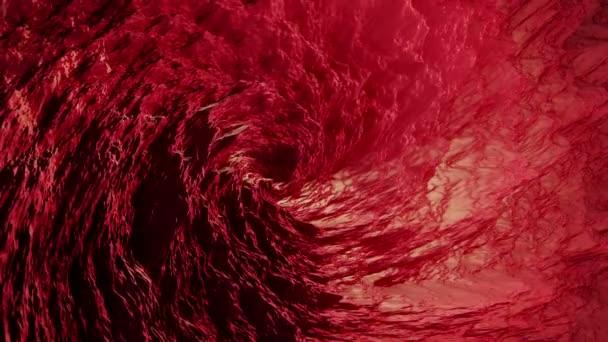 Absztrakt mozgó háttér sötét piros