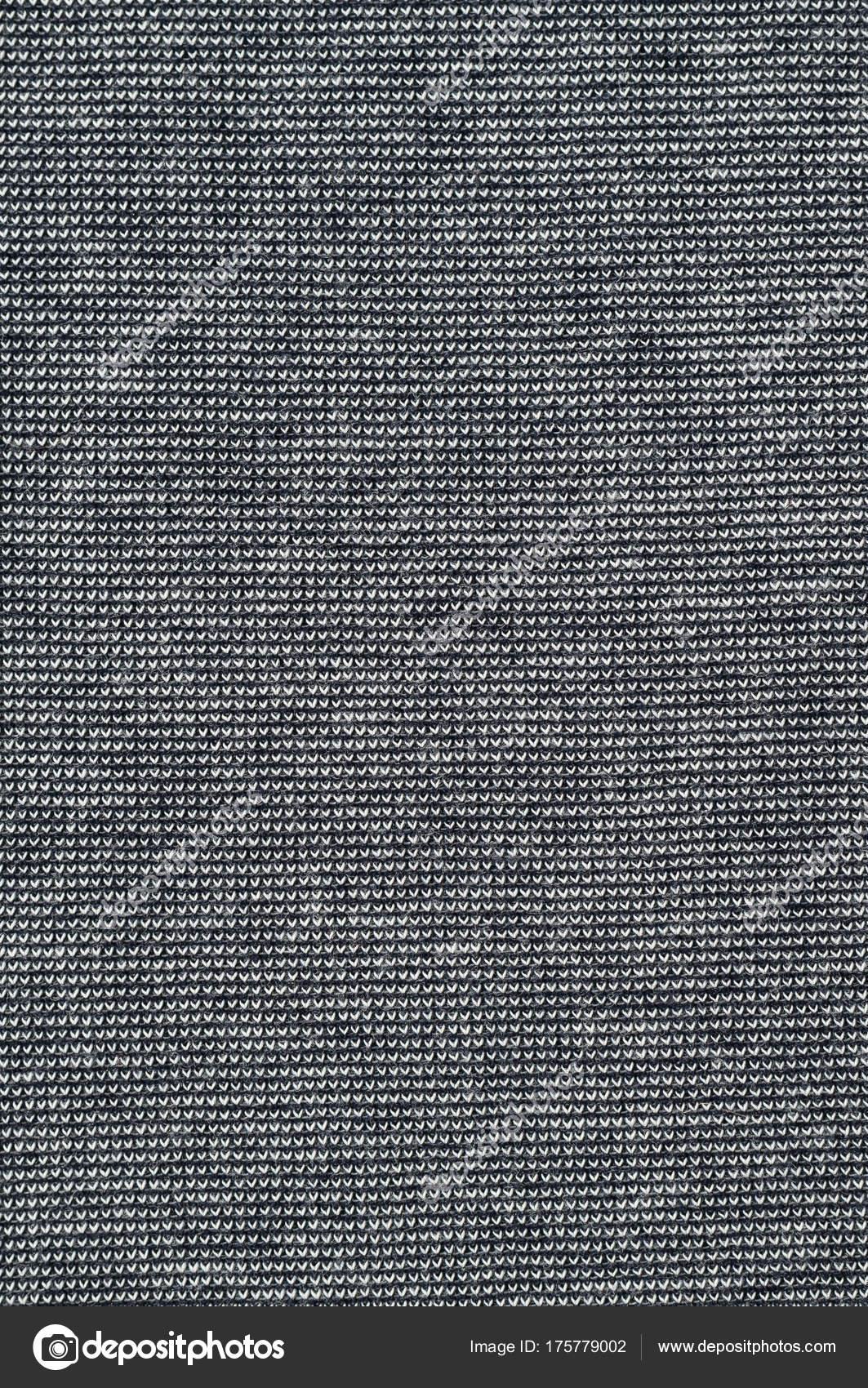Tannenbaum Muster.Schwarz Weiß Stoff Mit Einem Kleinen Tannenbaum Muster Stockfoto