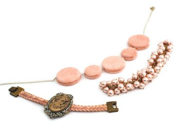 A set of jewelry for women