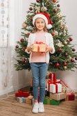 Fényképek gyerek a karácsonyi ajándék