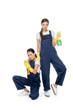 multicultural cleaners with detergents