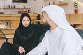 Fotografie muslimský pár