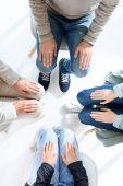 skupinová terapie sezení