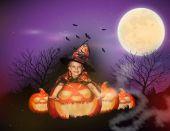 čarodějnice na velký jack o lucernou