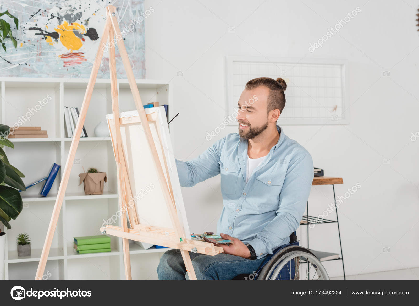 Dating handikappade mannen