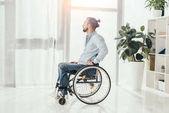 Fotografie Behinderte Menschen im Rollstuhl