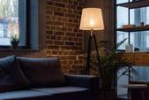 prázdné obývací pokoj