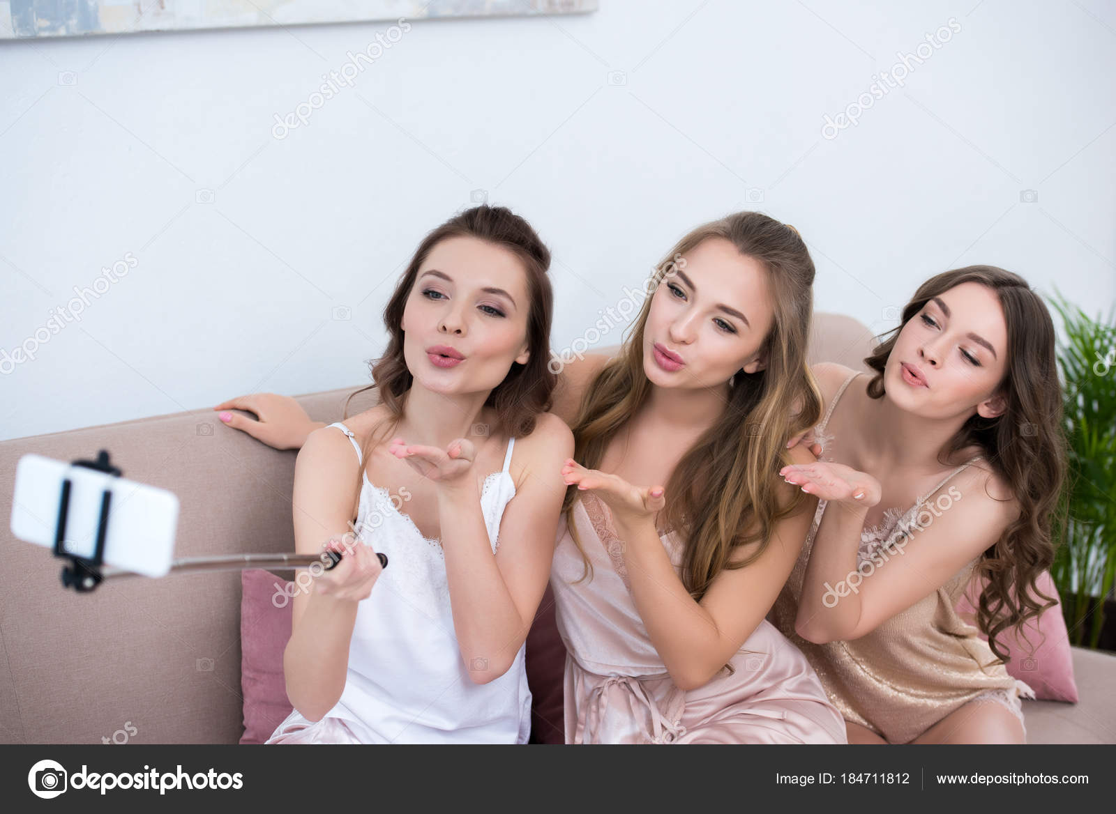 Fotos Muchachas En Pijama Hermosas Chicas Pijamas Que