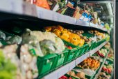 Fényképek élelmiszer-áruház