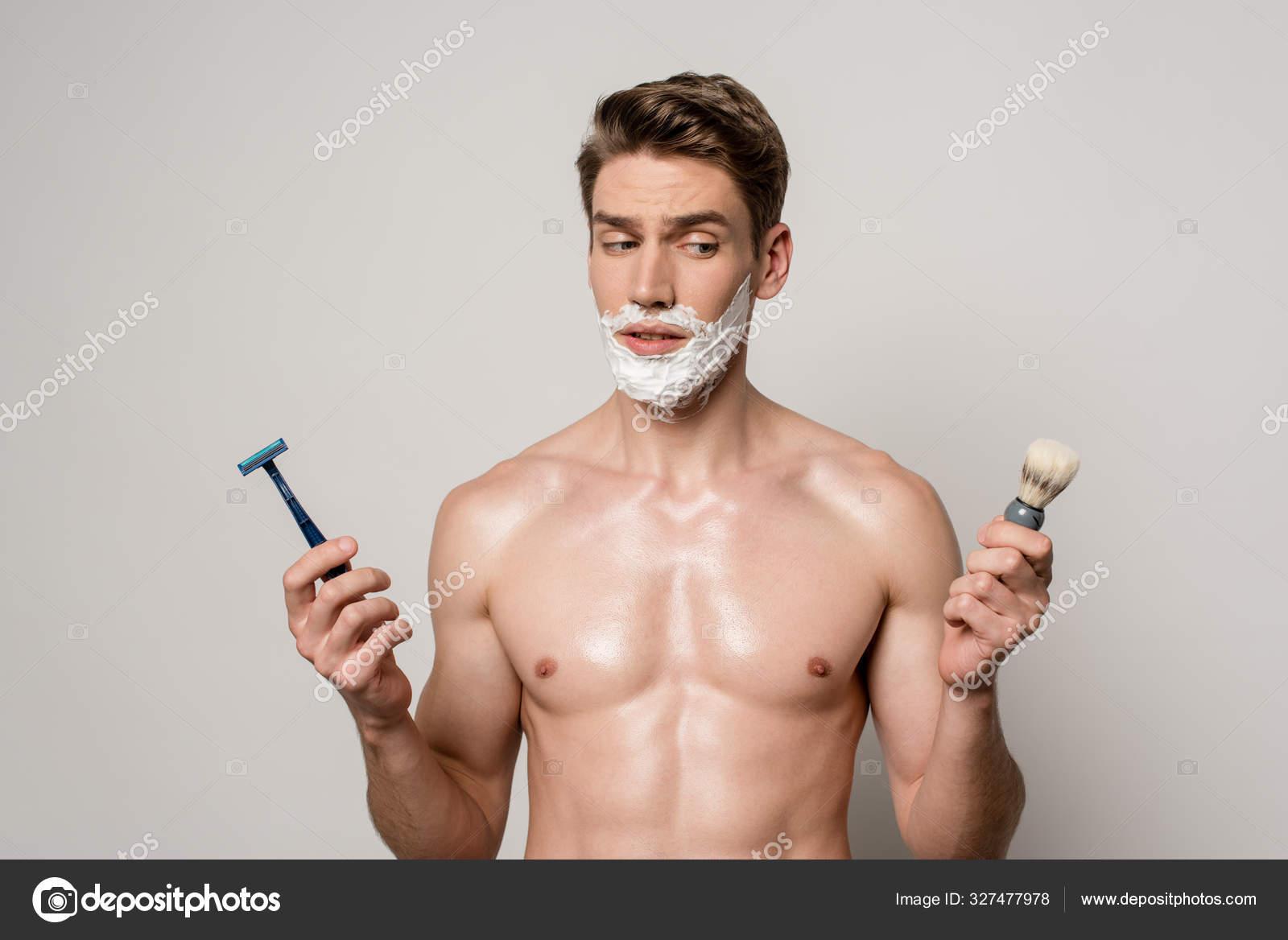 Sexy shaver