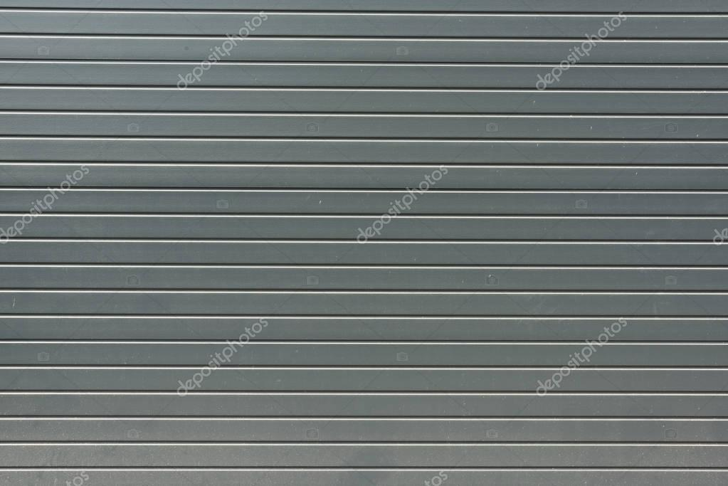 Striped blind wall
