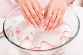 Photo Spa treatment for female hands