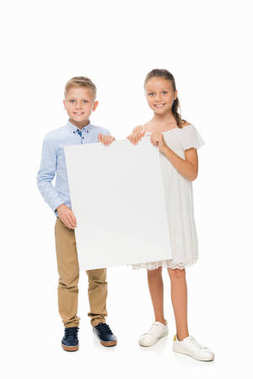 Siblings with empty board