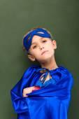 Fotografie Boy v kostýmu superhrdiny