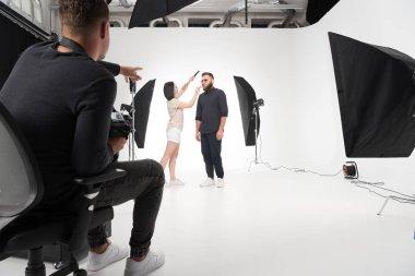 photo session process