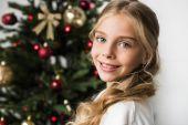 Fotografie lächelnde Kind