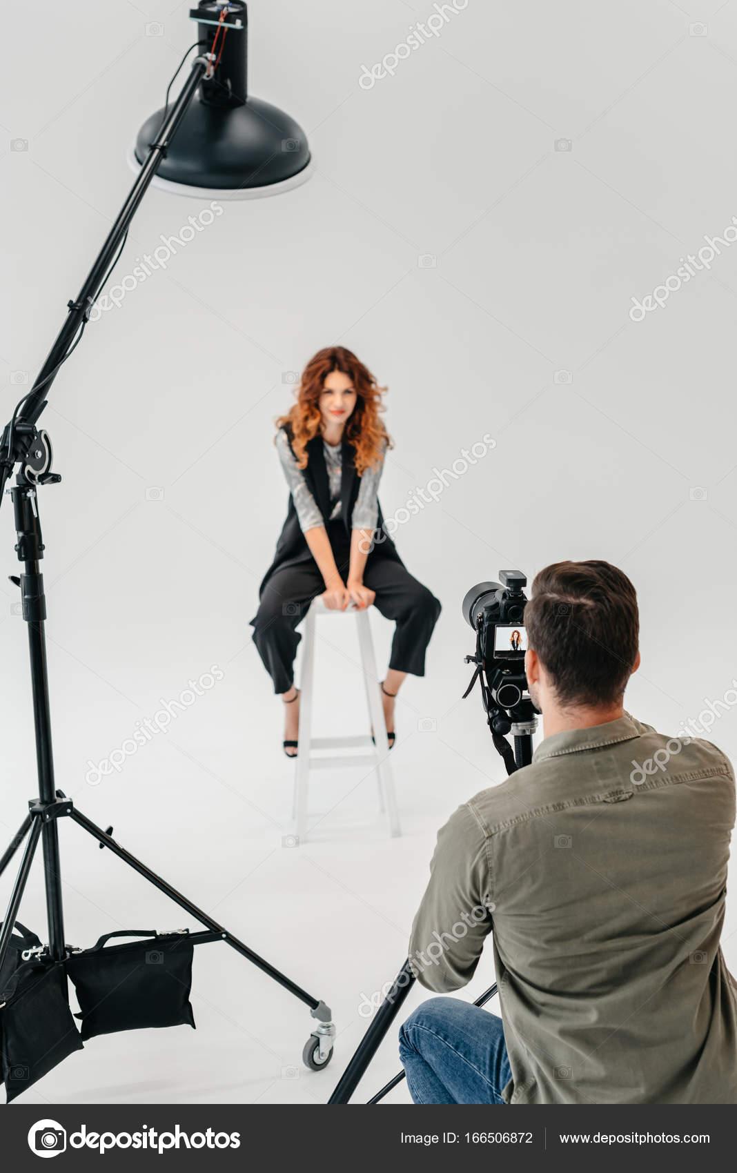 модели и фотографы