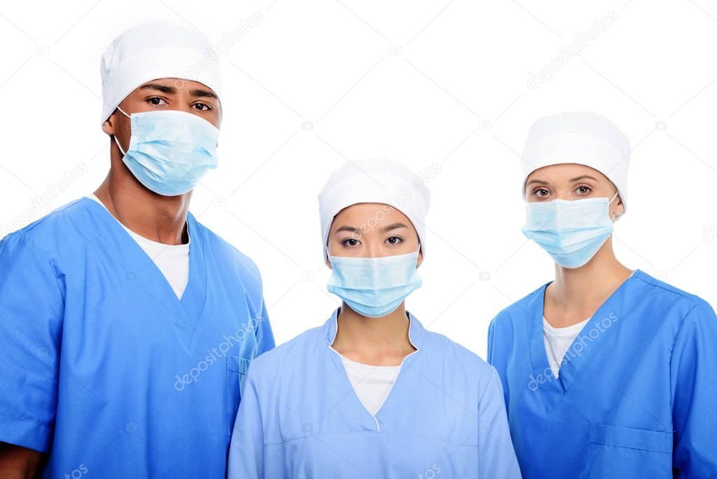 multiethnic surgeons